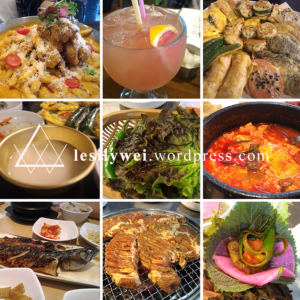 韓國 首爾 新村 巨大醬料排骨烤肉10000韓元吃到飽!!!!